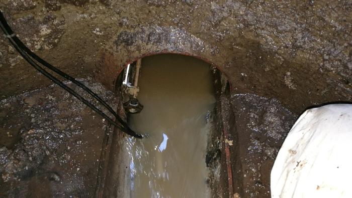 Rozpoczęliśmy usługę pomiarową w kanalizacji – Poronin