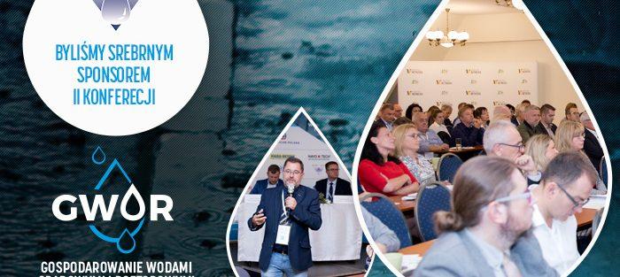 II Konferencja Gospodarowanie Wodami Opadowymi i Roztopowymi GWOR 2017